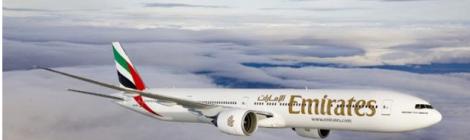 Emirates vliegt vanaf 3 juni 2015 dagelijks van Dubai naar Bali